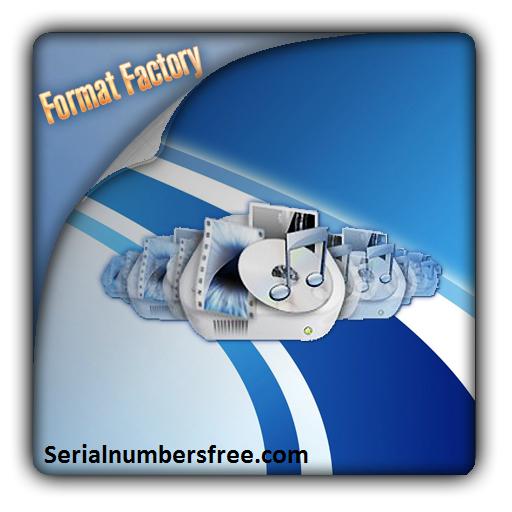 Format Factory 2020 Crack + Serial Key & Keygen Free Download