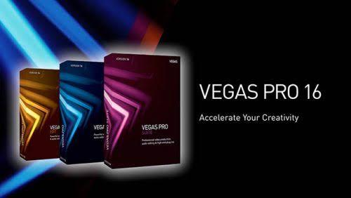 Sony Vegas Pro 2020 Crack