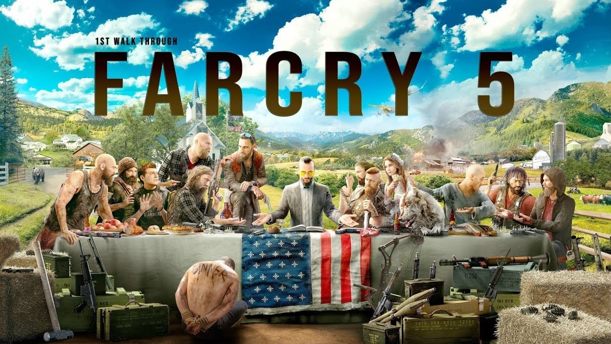 Far Cry 5 Crack 2020 With Activation Code+Download