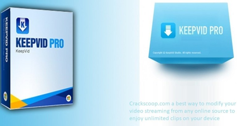 KeepVid Pro Full 2020 Crack