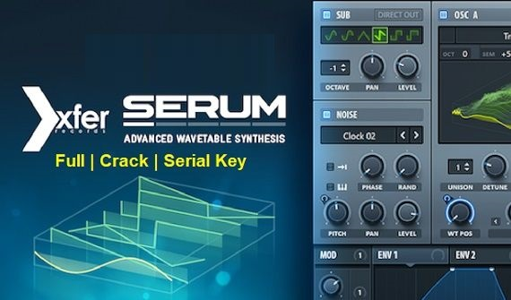 Xfer Serum 2020 Crack With Serial Number Free Latest Version Download
